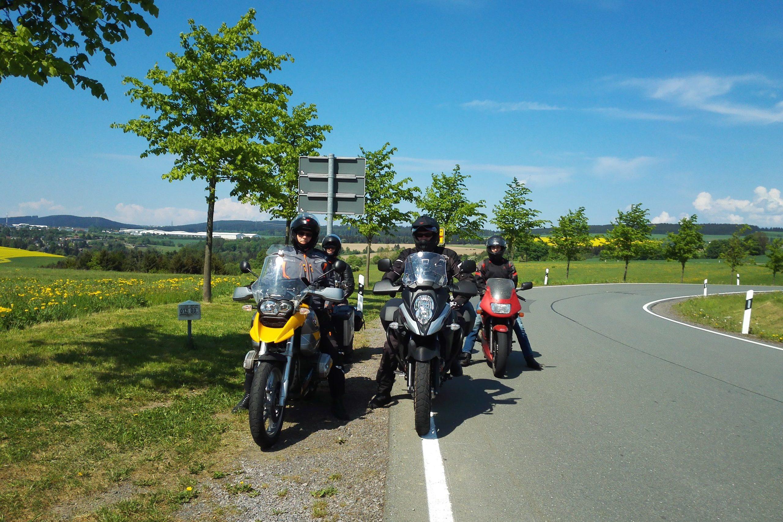 Biker - christliche Motorradfahrer Schmalkalden